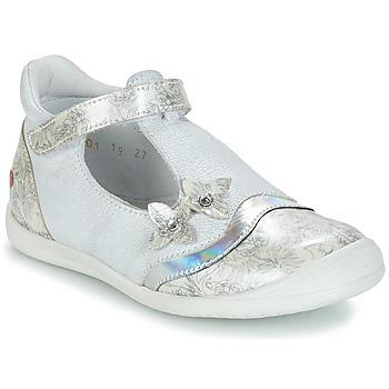 Buty Dziewczynka Sandały GBB SERENA Biały