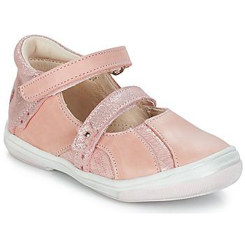 Buty Dziewczynka Sandały GBB SYBILLE Różowy