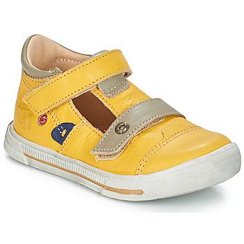 Buty Chłopiec Sandały GBB STEVE Żółty