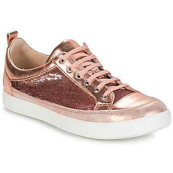 Buty Dziewczynka Kozaki GBB ISIDORA Różowy