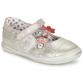Buty Dziewczynka Baleriny Catimini STROPHAIRE Różowy