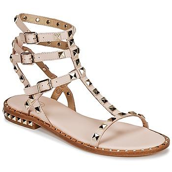 Buty Damskie Sandały Ash POISON Różowy