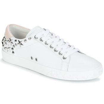 Buty Damskie Trampki niskie Ash DAZED Biały / Różowy