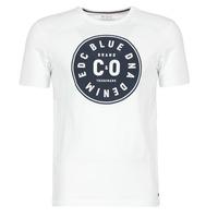 tekstylia Męskie T-shirty z krótkim rękawem Esprit GRAHAM Biały