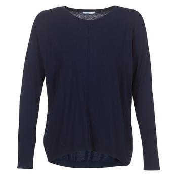 tekstylia Damskie Swetry Esprit PUPULO Niebieski