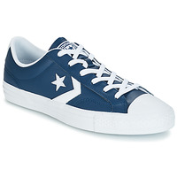 Buty Męskie Trampki niskie Converse Star Player Ox Leather Essentials Marine