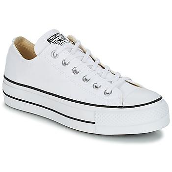 Buty Damskie Trampki niskie Converse Chuck Taylor All Star Lift Clean Ox Core Canvas Biały