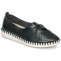 Buty Damskie Derby LPB Shoes DEMY Czarny