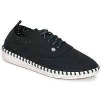 Buty Damskie Derby LPB Shoes DIVA Czarny