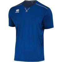 tekstylia Męskie T-shirty z krótkim rękawem Errea Maillot  Everton bleu