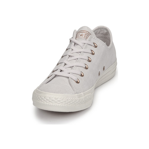 Chuck Taylor All Star-Ox  Converse  trampki niskie  damskie  różowy / biały