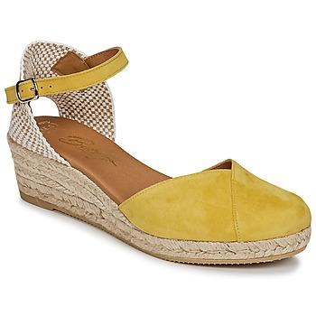 Buty Damskie Sandały Betty London INONO Żółty