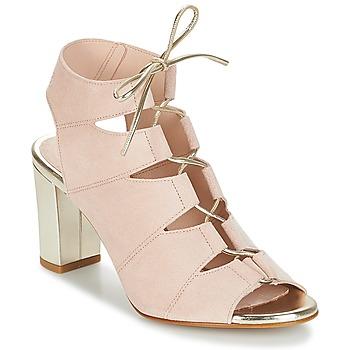 Buty Damskie Sandały Betty London INALU Różowy