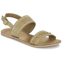 Buty Damskie Sandały Betty London IKARI Beżowy