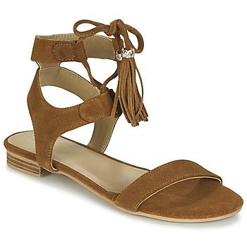 Buty Damskie Sandały Betty London IKARA Brązowy