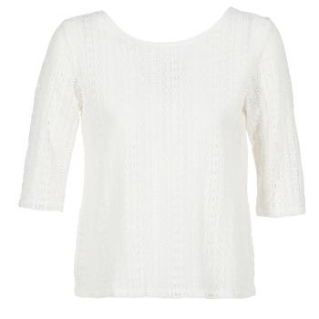 tekstylia Damskie Topy / Bluzki Betty London INNATI Biały