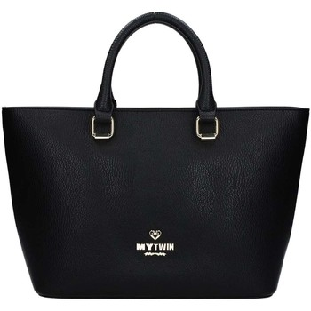 Torby Damskie Torby shopper My Twin By Twin Set Va7pdn Shopping czarny