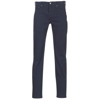 tekstylia Męskie Spodnie z pięcioma kieszeniami Levi's 511™ SLIM FIT Blue
