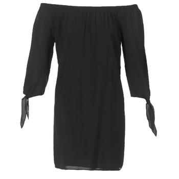tekstylia Damskie Sukienki krótkie Les Petites Bombes ARIN Czarny