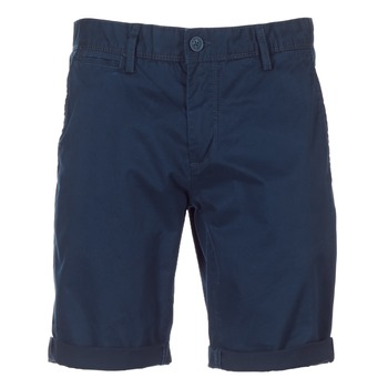 tekstylia Męskie Szorty i Bermudy Teddy Smith SHORT CHINO Marine