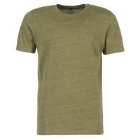 tekstylia Męskie T-shirty z krótkim rękawem Jack & Jones TABLE CORE Kaki