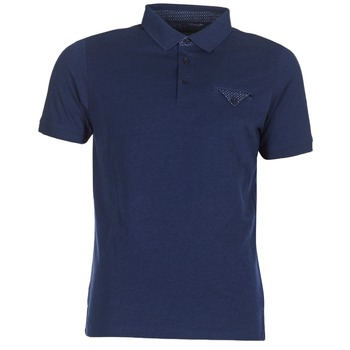 tekstylia Męskie Koszulki polo z krótkim rękawem Casual Attitude ITATATO Niebieski
