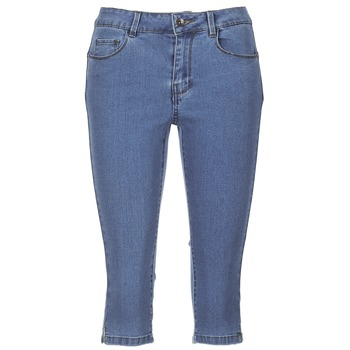 tekstylia Damskie Krótkie spodnie Vero Moda VMHOT SEVEN Niebieski / Medium