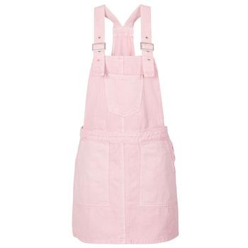tekstylia Damskie Sukienki krótkie Vero Moda VMMALOU Różowy