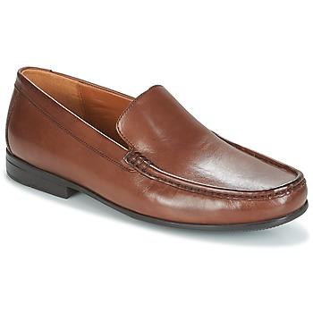 Buty Męskie Mokasyny Clarks CLAUDE PLAIN Brązowy / Leather
