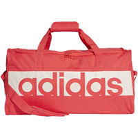 Dodatki Damskie Akcesoria sport adidas Performance Torba Linear Performance Duffel Medium red