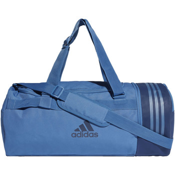 Torby Torby sportowe adidas Performance Torba Convertible 3-Stripes Duffel Medium blue