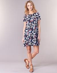 tekstylia Damskie Sukienki krótkie Casual Attitude IYURTOLAL Niebieski