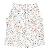 tekstylia Damskie Spódnice Betty London INNAMA Biały