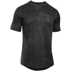 tekstylia Męskie T-shirty z krótkim rękawem Under Armour UA Sportstyle Core Tee vert