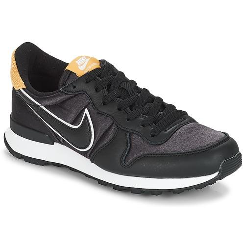Buty Damskie Trampki niskie Nike INTERNATIONALIST HEAT Czarny / Złoty