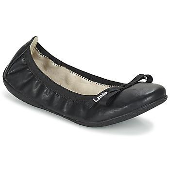 Buty Damskie Baleriny LPB Shoes ELLA Czarny