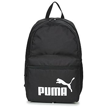 Torby Plecaki Puma PHASE BACKPACK Czarny