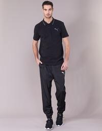 tekstylia Męskie Spodnie dresowe Puma ACTIVE WOVEN PANT Czarny