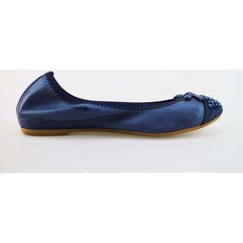 Buty Damskie Baleriny Cruz AG314 Niebieski