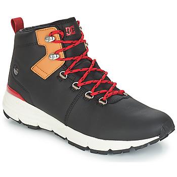Buty Męskie Trampki niskie DC Shoes MUIRLAND LX M BOOT XKCK Czarny / Czerwony