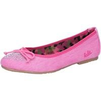 Buty Dziewczynka Baleriny Lulu AG639 Fioletowy