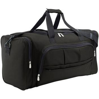 Torby Plecaki Sols WEEKEND TRAVEL Negro
