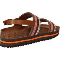 Buty Damskie Sandały 5 Pro Ject Sandały AC592 Różowy