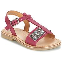 Buty Dziewczynka Sandały Mod'8 ZAZIE Różowy