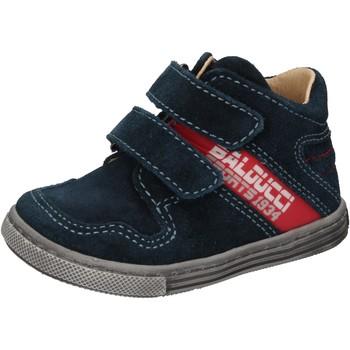 Buty Chłopiec Trampki wysokie Balducci Sneakersy AD585 Niebieski