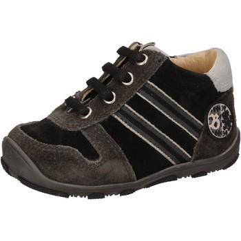 Buty Chłopiec Trampki wysokie Balducci Sneakersy AD596 Czarny