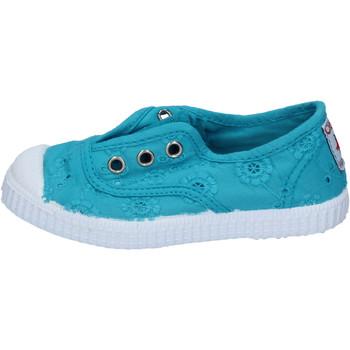 Buty Dziewczynka Tenis Cienta AD784 Niebieski