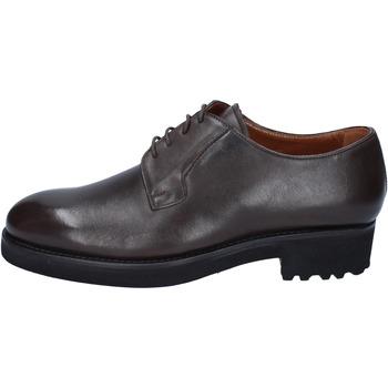 Buty Męskie Derby Alexander Klasyczny BY450 Brązowy