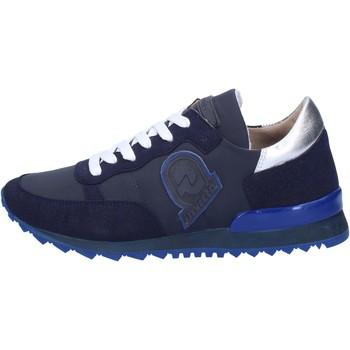 Buty Damskie Trampki Invicta Sneakersy AB54 Niebieski