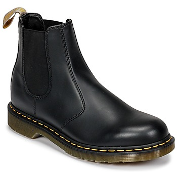 Buty Buty za kostkę Dr Martens 2976 VEGAN Czarny